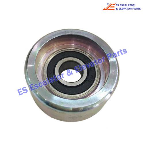 Escalator 405523 metal return roller