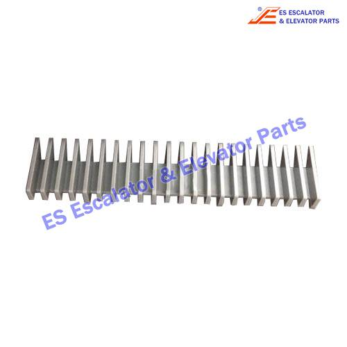 Escalator GAA455BP8 Nextstep step demarcation