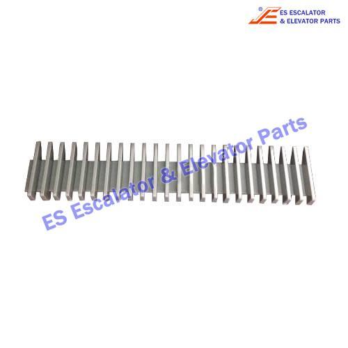 Escalator GAA455BP6 Nextstep step demarcation
