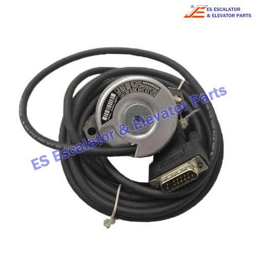 Elevator ECN4132048 16s15-58 Encoder