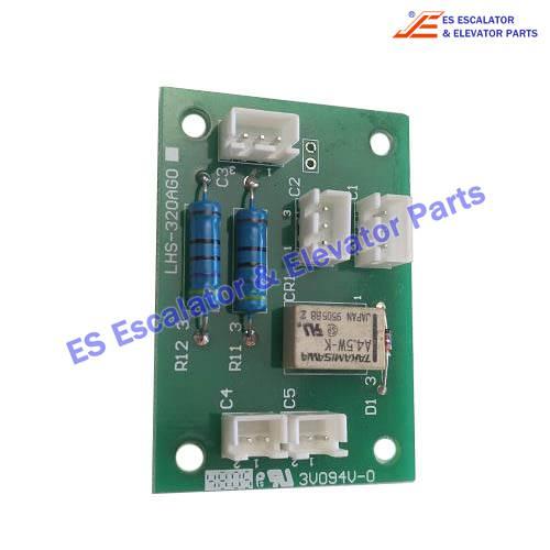 Elevator LHS-320AG01 INTERCOM PCB AT COP