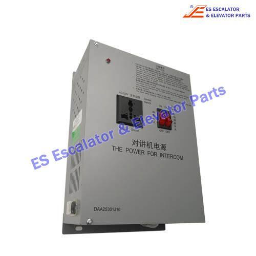 Elevator DAA25301J16 Power For Intercom