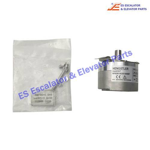 Elevator DAA633K7 Encoder