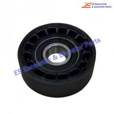 Escalator DEE4008754 Auxiliary Roller