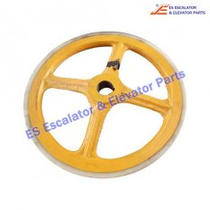 Escalator DSA2000535 Friction wheel