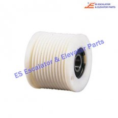 ES-SC417 Pulley Poly-V-Belt SCH394007