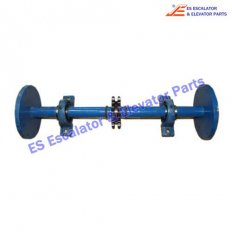 506 NCE DAA494NPA2 Handrail drive shaft