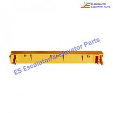Demarcation Strip 47332158B ABS Yellow