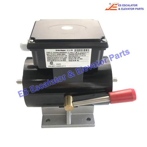 Escalator Part DAA234J1 Escalator Brake Magnet