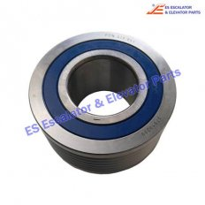 <b>59315606 Elevator Traction Belt Guide Pulley</b>