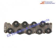 <b>Escalator DEE4048437 Step Chain</b>