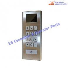 Elevator ID.NR.591182R SLCUM2Q Interface