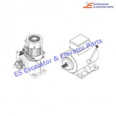 GO286AF1 Escalator Machines Parts