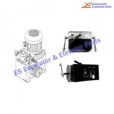 GAA20401A524 Machines Bearing Set Motor