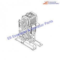 6333CP15 Machines Motor 15 HP 1750 RPM
