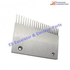 <b>XAA453AV2 Escalator Travelator Comb Plate</b>