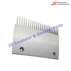 XAA453AV3 Comb Plate Left/203*145*145*22T