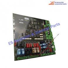 Elevator IOC-2B VER1.9 PCB