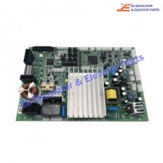 DOR-132 car door control board