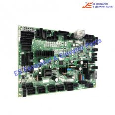 DOR-124 car door control board