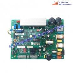 SF2-DSC-1000C car door control board
