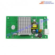 BX-SCL-C3 HP dislay board