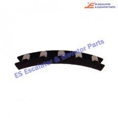 Escalator Parts POGO2215J5 Newell guide