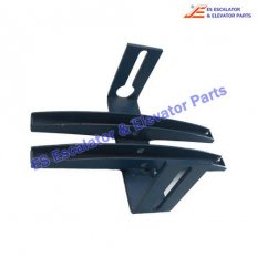 Escalator DAA385NNT3 Chain tensioner bracket WITHOUT two linings