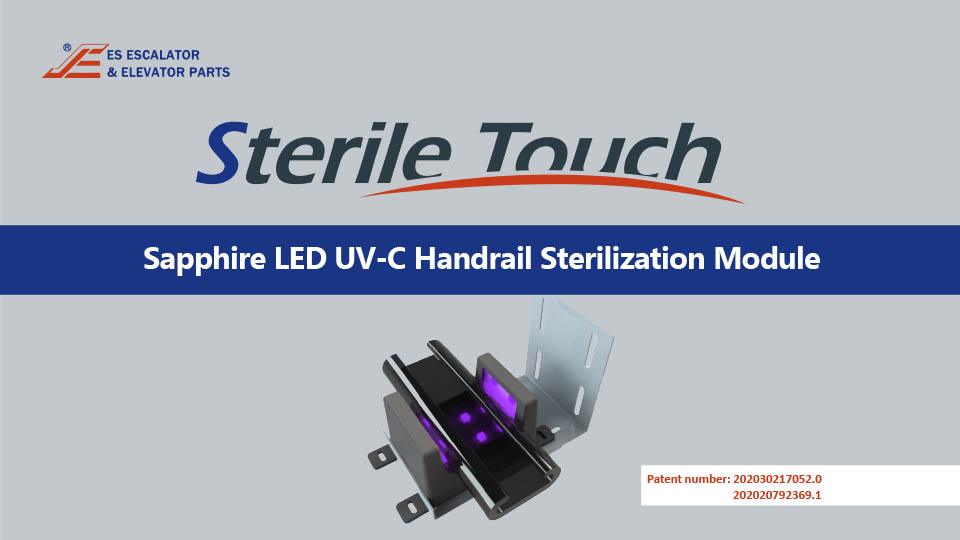 Sterile Touch- UVC Handrail Sterilization- From ES