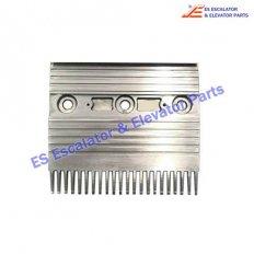 <b>Escalator C4 NZ 1702321-1-AL Comb Plate</b>