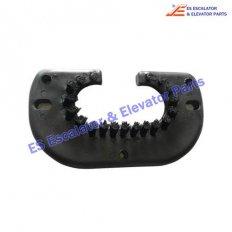 <b>Escalator Parts B9701BH2 Handrail brush for entry box</b>
