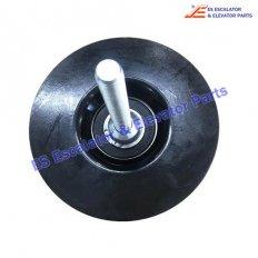 Escalator DEE1703945 Handrail roller