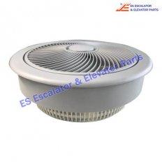 Elevator FAN 220 VAC 14 INCHES