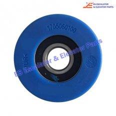 ES-T003A Step Chain Roller 1705060100 6204