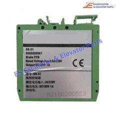 <b>Escalator Parts 8605000066 Brake controller BK-01</b>