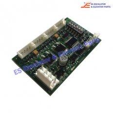 Escalator DAA26800AL1 Communication Board RS 14