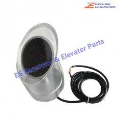 Escalator Parts YK-LED-02-A Traffic light