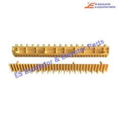 Escalator Part ASA00B036-MS Step Demarcation