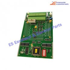 Escalator 6510002690 PCB
