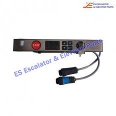 Escalator GAB26220BD1 Display