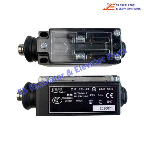 Escalator LX26-UKS Limit switch Use For SJEC