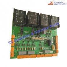 KM713160G01 PCB LCEADO RESOLVE 100