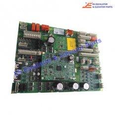 Elevator GAA26800LC3 PCB