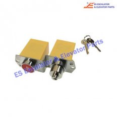 Escalator Part 17350002 Key Button Switch