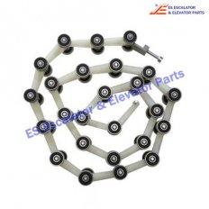 <b>Escalator KM51176150V002 Newell Rollers</b>