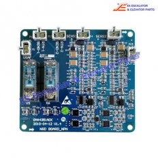 Escalator OMA4351ADX NRD Board NPN V1.4