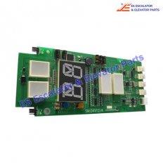 <b>Escalator A3N49859 PCB</b>