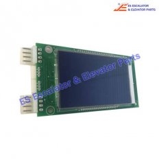 Escalator BAA26800CR1 PCB