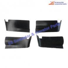 <b>Escalator XAA384KH1 Inlet Plastic Insert</b>