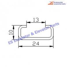Escalator XAA50BF Track